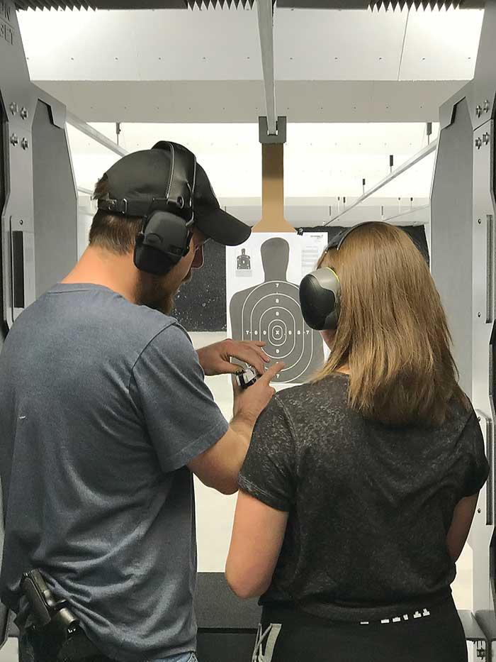 Fire Arm Training