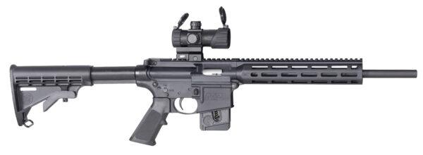 Smith & Wesson M&P 15-22 With Optic