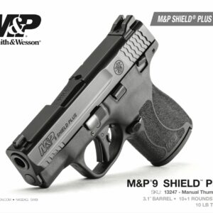 Smith & Wesson Shield 9 Plus